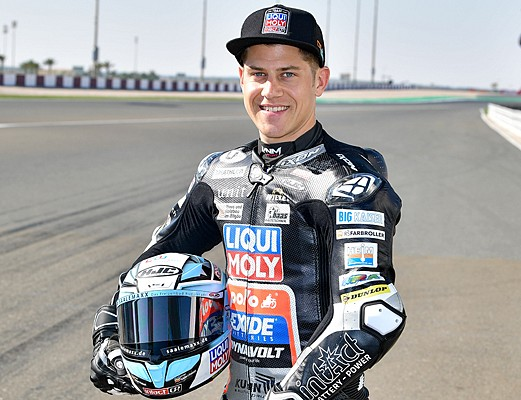 Marcel Schrötter ostane z LIQUI MOLY Intact GP še naslednjo sezono