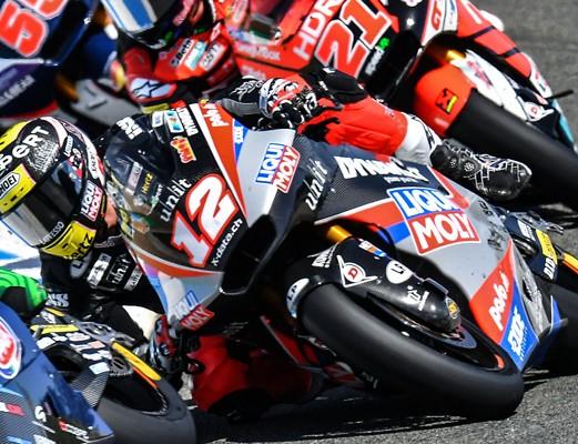 Ostanimo osredotočeni in pozitivni kljub dvema trkoma v Jerezu!