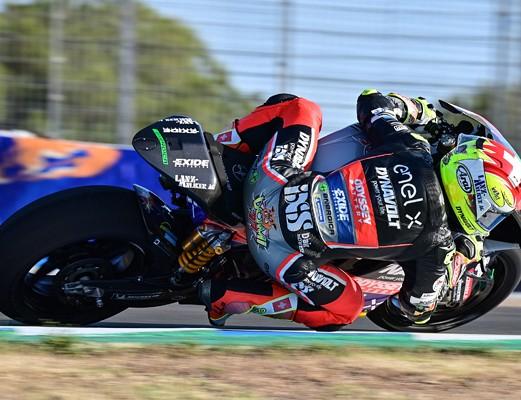 Dominique Aegerter dominira na preizkusnem dnevu v Jerezu