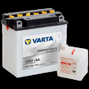 Moto akumulator Varta 12N7-4A 12V-7Ah