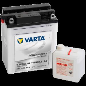 Moto akumulator Varta YB12AL-A2 12V-12Ah