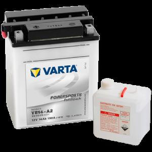 Moto akumulator Varta YB14-A2 12V-14Ah