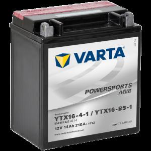 Moto akumulator Varta YTX16-BS-1 12V-14Ah