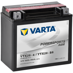 Moto akumulator Varta YTX20-BS 12V-18Ah