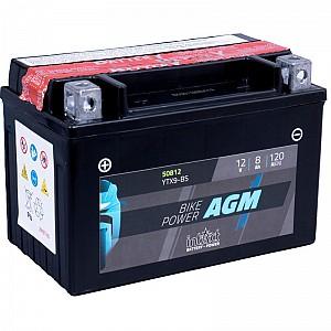 Moto akumulator Intact AGM YTX9-BS 12V-8Ah