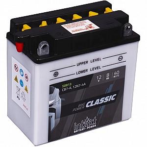 Moto akumulator Intact CB7-A 12V-8Ah