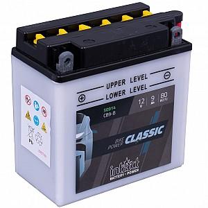 Moto akumulator Intact CB9-B 12V-9Ah