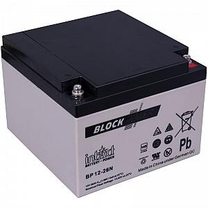 Akumulator Intact Block-Power 12V-26Ah N