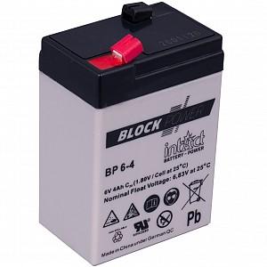 Akumulator intact Block-Power  6V-4Ah