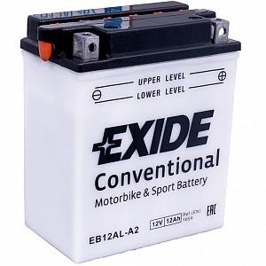 Moto akumulator Exide EB12AL-A2 12V-12Ah