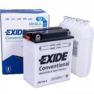 Moto akumulator Exide EB12A-A 12V-12Ah