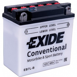 Moto akumulator Exide EB7L-B 12V-8Ah