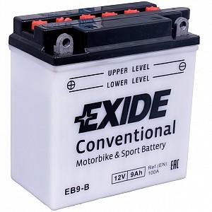 Moto akumulator Exide  EB9-B 12V-9Ah