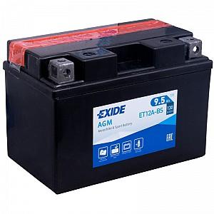 Moto akumulator Exide  ET12A-BS 12V-9.5h