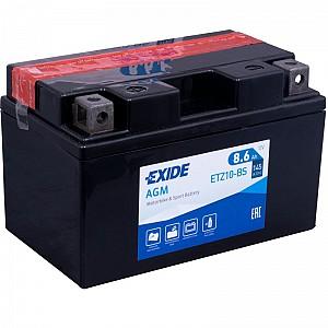 Moto akumulator Exide  ETZ10-BS 12V-8.6Ah