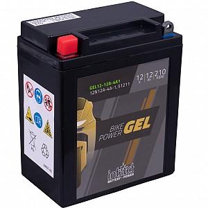 Moto akumulator Intact GEL 12N12A-4A-1  12V-12Ah