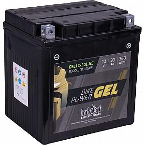 Moto akumulator Intact GEL YIX30L-BS 12V-30Ah