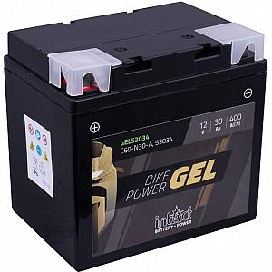 Moto akumulator Intact GEL 53034 12V-30Ah