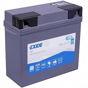 Moto akumulator Exide  51913 12V-19Ah