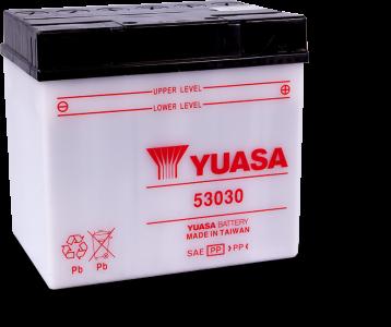 Moto akumulator Yuasa 53030 12V-30Ah