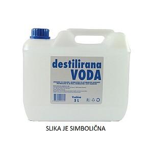 Destilirana voda 5L