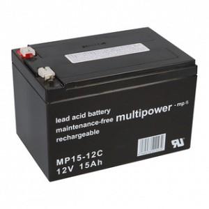 Akumulator MultiPower 12V-15Ah
