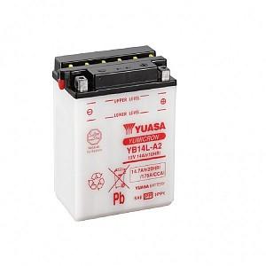 Moto akumulator Yuasa YB14L-A2 12V-14Ah