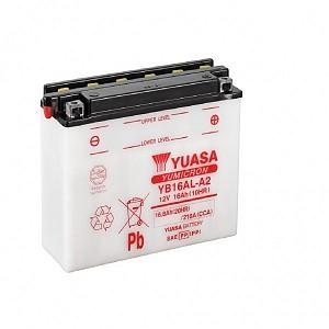 Moto akumulator Yuasa YB16AL-A2 12V-16Ah