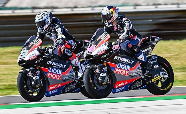 Jerez: Schrötterja in Arbolina čaka četrta dirka sezone 2021