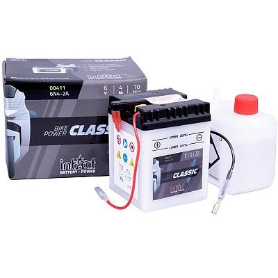 Moto akumulator Intact 6N4-2A 6V-4Ah