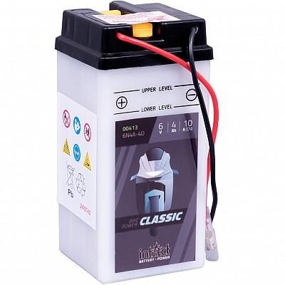 Moto akumulator Intact 6N4A-4D 6V-4Ah