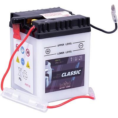 Moto akumulator Intact 6N4-2A-7 6V-4Ah