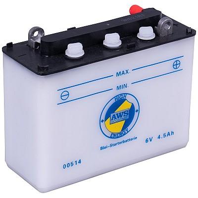 Moto akumulator Intact 6N4,5-1D 6V-4Ah