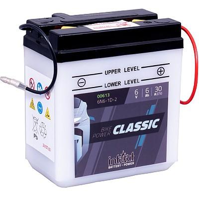 Moto akumulator Intact 6N6-1D-2 6V-6Ah
