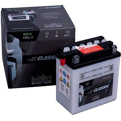 Moto akumulator Intact CB3L-A 12V-3Ah