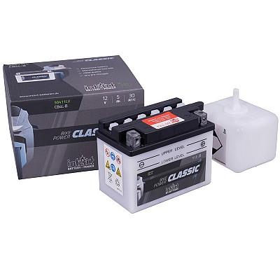 Moto akumulator Intact CB4L-B LV 12V-5Ah