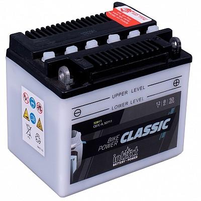 Moto akumulator Intact CB7C-A 12V-8Ah