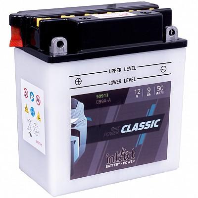 Moto akumulator Intact CB9A-A 12V-9Ah