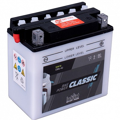 Moto akumulator Intact CB9L-A2 12V-9Ah