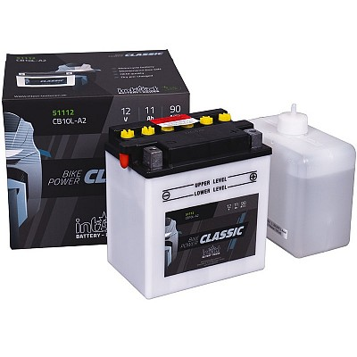 Moto akumulator Intact CB10L-A2 12V-11Ah