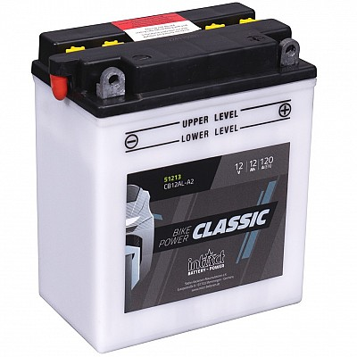 Moto akumulator Intact CB12AL-A2 12V-12Ah