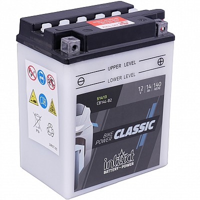 Moto akumulator Intact CB14L-B2 12V-14Ah