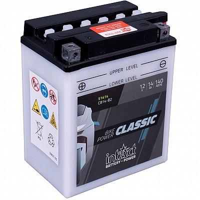 Moto akumulator Intact CB14-B2 12V-14Ah