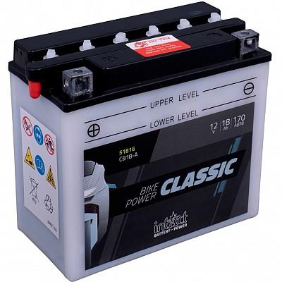 Moto akumulator Intact CB18-A 12V-18Ah
