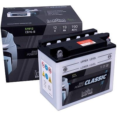 Moto akumulator Intact CB16-B 12V-19Ah