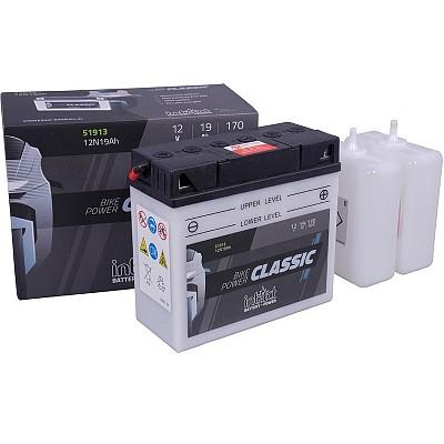 Moto akumulator Intact 51913 12V-19Ah