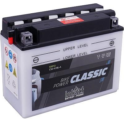 Moto akumulator Intact C50-N18L-A 12V-20Ah