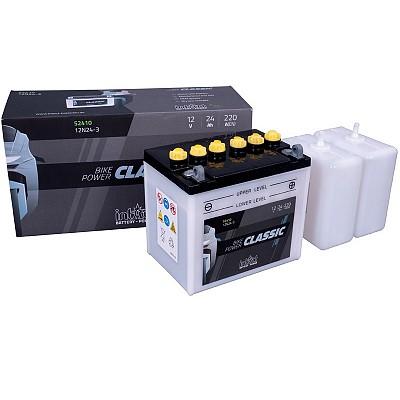 Moto akumulator Intact 12N24-3 12V-24Ah