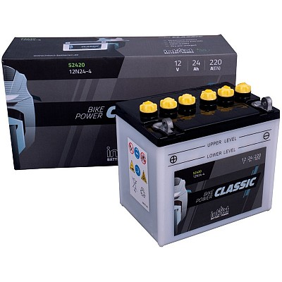 Moto akumulator Intact 12N24-4 12V-24Ah