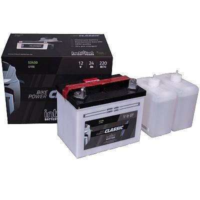 Moto akumulator Intact U1(9) 12V-24Ah